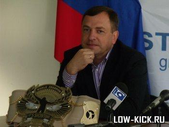 Интервью с первым вице-президентом федерации тайского бокса России Сергеем Бусыгиным
