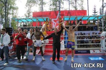 Александр Захаров стал новым чемпионом мира по версии W5