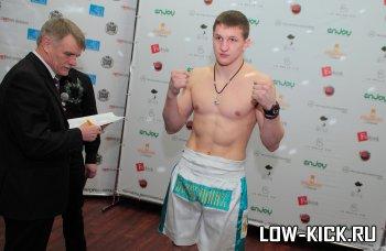 Владимир Минеев: Нокдаун не напугал меня