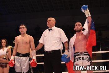 Юрий Жуковский стал чемпионом W5 66 кг, Джабар Аскеров победил Мохамеда Медхара