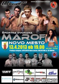 Итоги турнира Enfusion Live в Словении