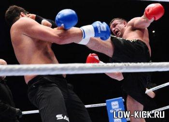 Glory 8 Tokio: Питер Аэртс нокаутировал Джамала Бен Саддика; Юта Кубо стал победителем восьмерки