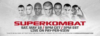 18 мая в Крайове пройдет Grand Prix SuperKombat