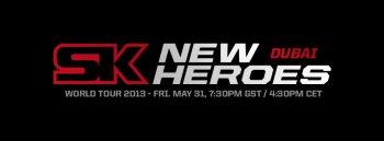 31 мая в Дубаи пройдет SuperKombat New Heroes